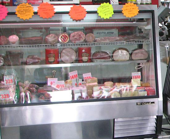 Cheese and Deli Products